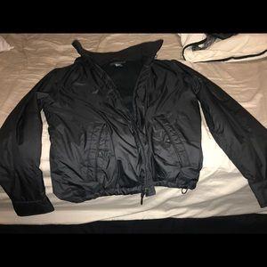 Men's polo water repellent jacket